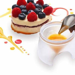 Dessert Decorating Pencil Spoon - Home