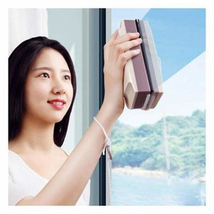 Double Sided Magnetic Window Cleaner - Magnetic Window Cleaners