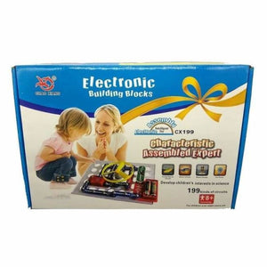 Electronic Building Blocks Toy - Blocks