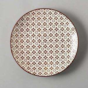 European Ceramics Plate - Dishes & Plates - 8 inch splate - european-ceramics-plate