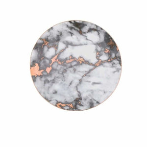 European Style Marble Plates - Dishes & Plates - 10 inch [2] - european-style-marble-plates