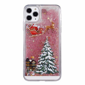 Flash Powder Mobile Phone Case - Home - for iphone6 6s / Pink - flash-powder-mobile-phone-case