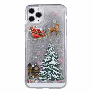Flash Powder Mobile Phone Case - Home - for iphone6 6s / Silver - flash-powder-mobile-phone-case