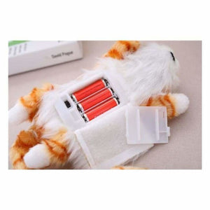 Funny Rolling Cat Toy - Stuffed & Plush Animals - funny-rolling-cat-toy