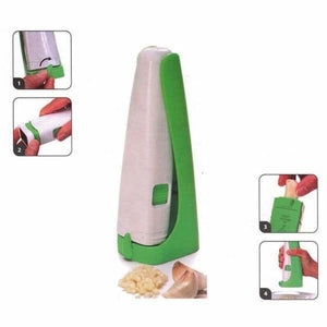 Garlic Cuber Cube Presser - Garlic Presses
