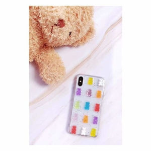 Gummy Bear iPhone Case - Half-wrapped Case