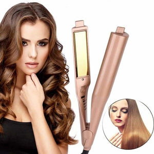 Hair Straightener & Curler - Curling Irons - US - iron-professional-hair-curling-straightening