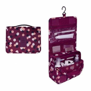 Hanging Toiletry Bag - 4 - Cosmetic Bags & Cases