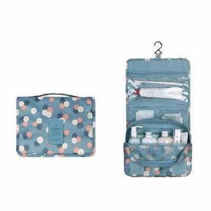 Hanging Toiletry Bag - 5 - Cosmetic Bags & Cases