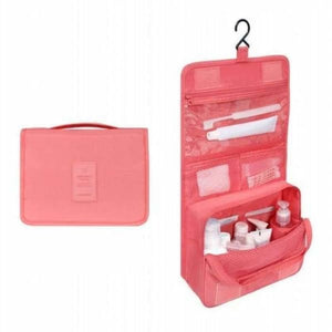 Hanging Toiletry Bag - 7 - Cosmetic Bags & Cases