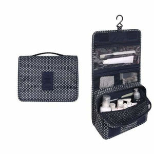 Hanging Toiletry Bag - 9 - Cosmetic Bags & Cases