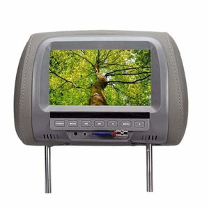 Headrest Multimedia Player - Car Monitors - headrest-dvd-player