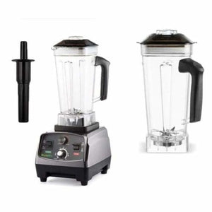 Heavy duty automatic fruit blender - blenders - with extra jar / eu plug - heavy-duty-automatic-fruit-blender