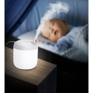 Humidifier With LED Lamp - Humidifiers