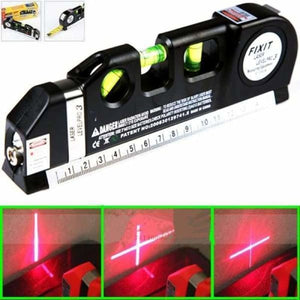 Laser Level Tape Measure - Tape Measures