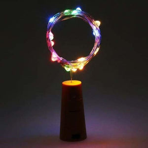 LED Bottle Lights - RGB - Holiday Lighting