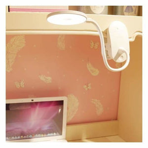 LED Clip-on Lamp - Desk Lamps - led-clip-on-lamp