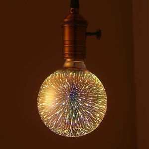 Led Firework Light Bulb - B - LED Bulbs & Tubes