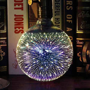 Led Firework Light Bulb - C - LED Bulbs & Tubes