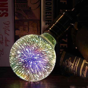 Led Firework Light Bulb - E - LED Bulbs & Tubes