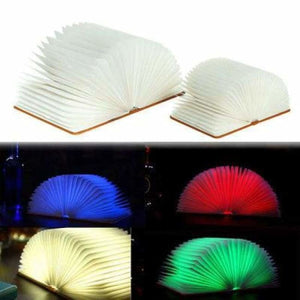LED Folding Book Lamp - Book Lights