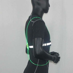 LED Safety Vest Jacket - Running Vests