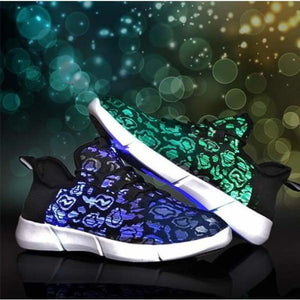 Light Up Sneakers - Sneakers