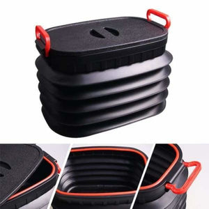 Lightweight Expandable Bucket - Stowing Tidying