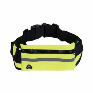 Lightweight Running Belt - Waist Packs - Green - lightweight-running-belt