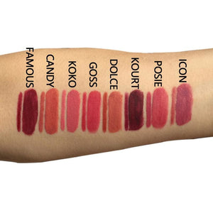 Liquid Lipstick+Lips Pencil Makeup Lasting