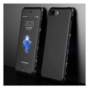 Luxury Diamond iPhone Case - Fitted Cases