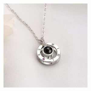 Magic Love Necklace - Silver / 45cm - Chain Necklaces