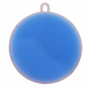 magic silicone cleaning sponge - L - Cleaning Brushes