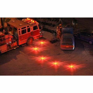 Magnetic LED Emergency Safety Flare - Flashlights & Torches