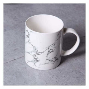 Marble Effect Porcelain Tableware - Dishes & Plates - Mug - marble-effect-porcelain-tableware