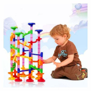 Marble Race Run Playset - Marble Runs