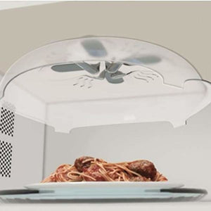 Microwave Universal Cover - Home