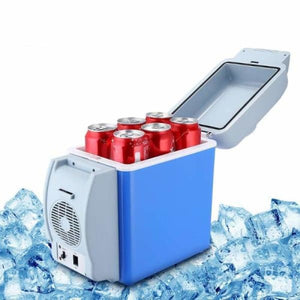 Mini Car Refrigerator - Refrigerators