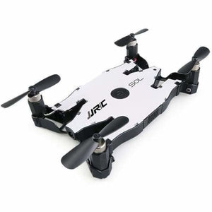 Mini Selfie Drone - White - RC Helicopters