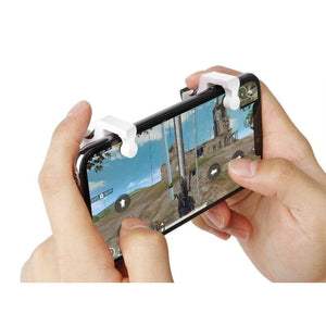 Mobile Game Fire Button