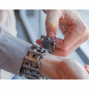 Multi Functional Tools Bracelet
