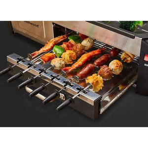 Multifunctional Electric Griddle BBQ Furnace - Electric Grills & Electric Griddles