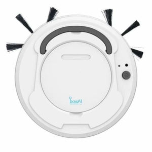 Multifunctional Robot Vacuum Cleaner - Home - White - multifunctional-robot-vacuum-cleaner