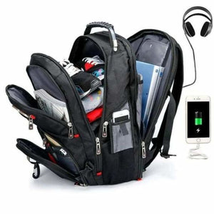 Multifunctional Waterproof Laptop Backpack - Backpacks - multifunctional-waterproof-laptop-backpack