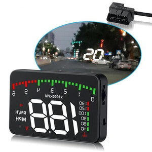 New A900 Car HUD Head-Up Display - Head-up Display