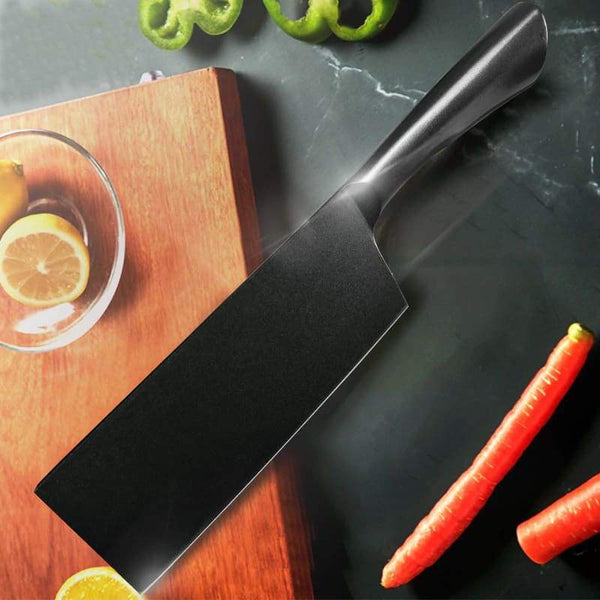 Non-Stick Stainless Steel Cleaver Chef Knife - Kitchen Knives
