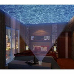 Ocean Wave effect light projector and speaker - Night Lights