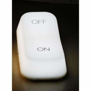 On-Off Lamp Switch - White - Night Lights