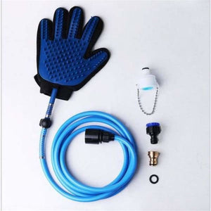 Pet Bathing Glove Tool - Dog Combs