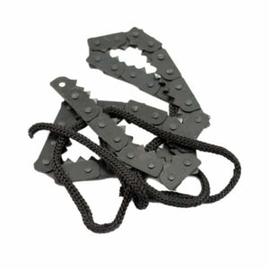 Pocket Survival Chainsaw - Outdoor Tools